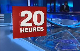 20 heures - France 2